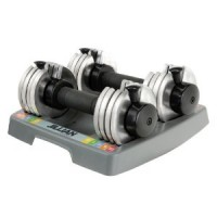 Jillian Michaels adjustable speed dumbbells