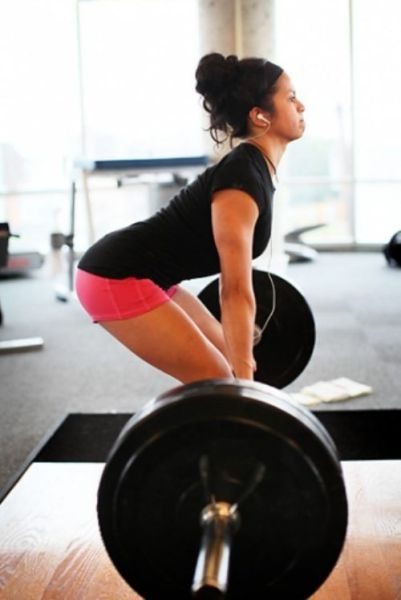Deadlifts is a Great Way to Get a Toned Body