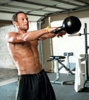 Home Kettlebell Workout