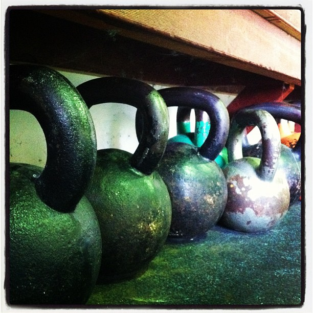 How Heavy Should your Kettlebell Be?
