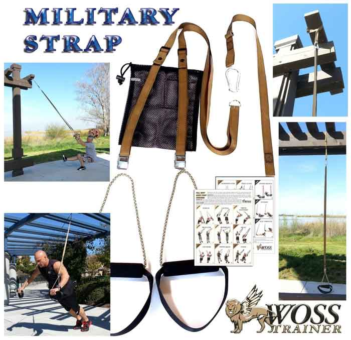 Review of the WOSS Trainer Suspension Straps