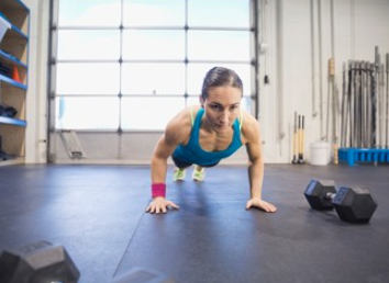 How to Use Your Bodyweight to Get Fit at Home