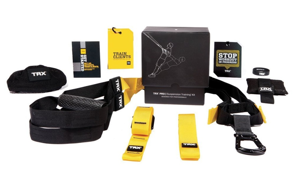 TRX Pro Suspension Straps