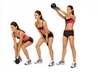 How to perform the kettlebell swing