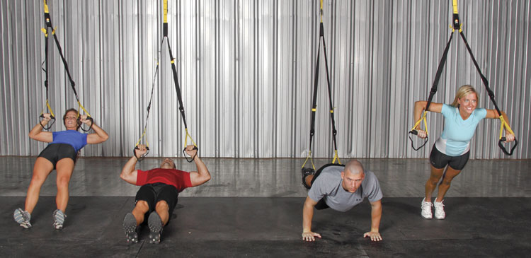 What is the best suspension trainer?