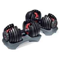 Adjustable Dumbbells Give you More Options