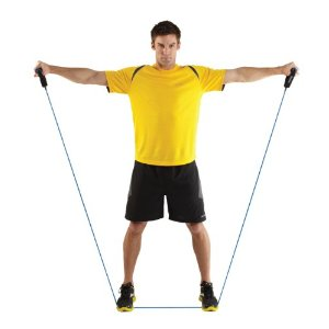 Holiday Workout with Resistance Bands