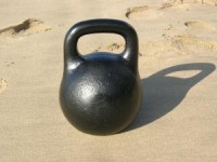 Kettlebell Training for Better Push Ups