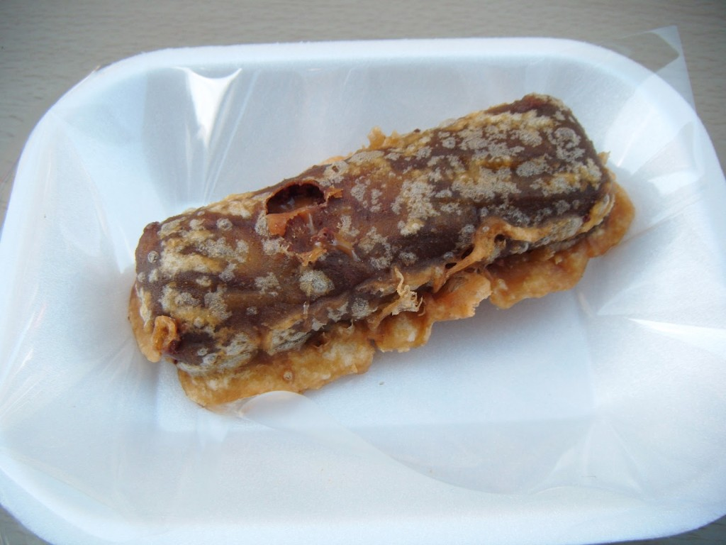 Deep Fried Mars Bars Can Cause a Fat Increase