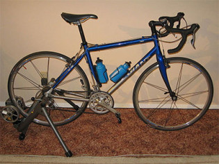 CycleOps Fluid 2 Trainer Review Wiki